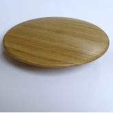 Dot Oak Wooden Lacquered Knob 190mm